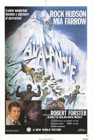 Avalanche - movie with Robert Forster.