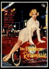 Das Madchen Rosemarie - movie with Werner Peters.