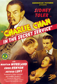 Charlie Chan in the Secret Service is the best movie in George J. Lewis filmography.