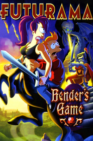 Futurama: Bender's Game - movie with Maurice LaMarche.