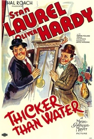 Thicker Than Water - movie with James Finlayson.