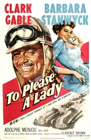 To Please a Lady is the best movie in Frank Jenks filmography.