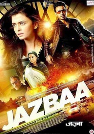 Jazbaa - movie with Shabana Azmi.