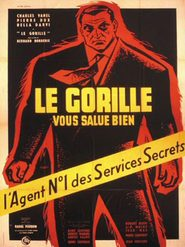 Le gorille vous salue bien - movie with Charles Vanel.