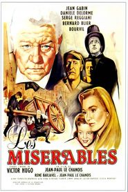 Les miserables - movie with Jean Gabin.