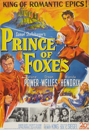 Prince of Foxes is the best movie in Felix Aylmer filmography.