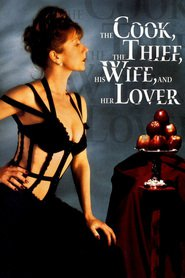 The Cook the Thief His Wife & Her Lover - movie with Helen Mirren.