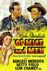 Of Mice and Men - movie with Betty Field.