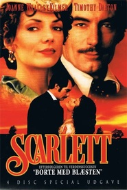 Scarlett - movie with Timothy Dalton.