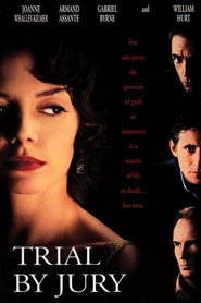 Trial by Jury - movie with Joanne Whalley.
