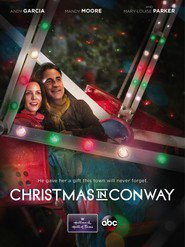 Christmas in Conway - movie with Andy Garcia.