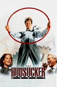 The Hudsucker Proxy - movie with Jennifer Jason Leigh.