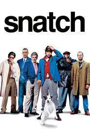 Snatch. - movie with Stephen Graham.