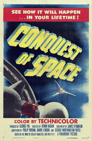 Conquest of Space is the best movie in Ross Martin filmography.