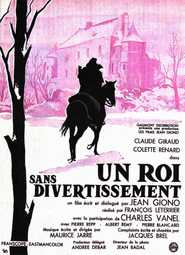 Un roi sans divertissement - movie with Charles Vanel.