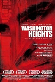 Washington Heights - movie with Bobby Cannavale.