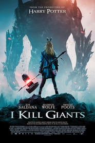 I Kill Giants is the best movie in Madison Wolfe filmography.
