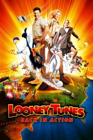 Looney Tunes: Back in Action - movie with Timothy Dalton.