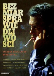 Bezmiar sprawiedliwosci is the best movie in Jan Englert filmography.