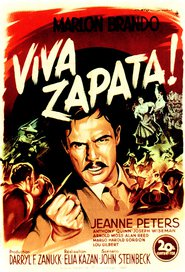 Viva Zapata! - movie with Anthony Quinn.
