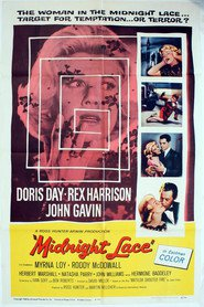 Midnight Lace - movie with Roddy McDowall.