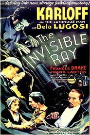The Invisible Ray - movie with Frank Reicher.