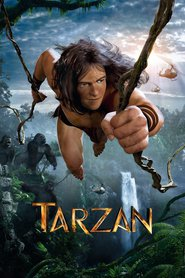 Animation movie Tarzan.