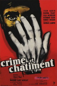 Crime et chatiment is the best movie in Ulla Jacobsson filmography.