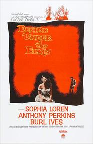 Desire Under the Elms is the best movie in Sophia Loren filmography.