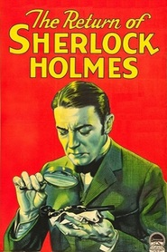 The Return of Sherlock Holmes - movie with Donald Crisp.