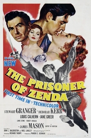 The Prisoner of Zenda - movie with Louis Calhern.