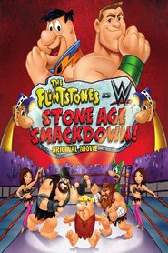 The Flintstones & WWE: Stone Age Smackdown - movie with John Cena.