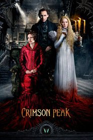 Crimson Peak - movie with Doug Jones.