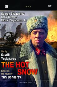 Goryachiy sneg is the best movie in Georgi Zhzhyonov filmography.