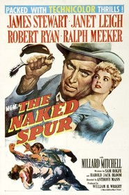 The Naked Spur - movie with Robert Ryan.