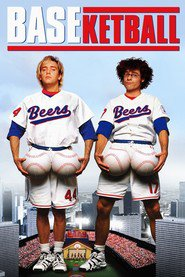 BASEketball - movie with Robert Vaughn.