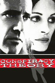 Conspiracy Theory - movie with Patrick Stewart.