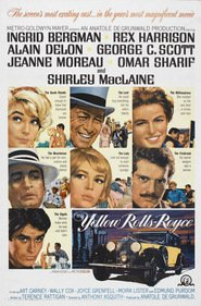 The Yellow Rolls-Royce - movie with Alain Delon.