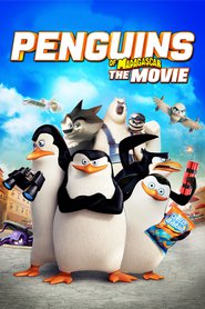 Animation movie Penguins of Madagascar.