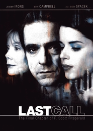 Last Call - movie with Jeremy Irons.