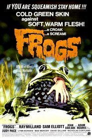 Frogs - movie with Ray Milland.