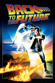 Back to the Future - movie with Christopher Lloyd.