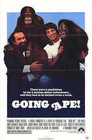Going Ape! is the best movie in Leon Askin filmography.