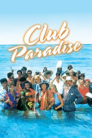 Club Paradise - movie with Twiggy.