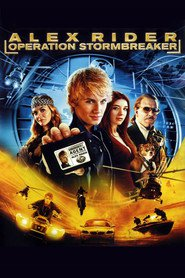 Stormbreaker - movie with Stephen Fry.