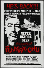 The Castle of Fu Manchu - movie with Maria Perschy.
