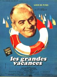 Les grandes vacances - movie with Louis de Funes.