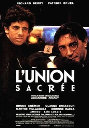 L'union sacree - movie with Amidou.