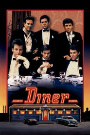Diner - movie with Mickey Rourke.