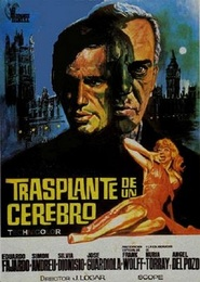 Trasplante de un cerebro - movie with Eduardo Fajardo.
